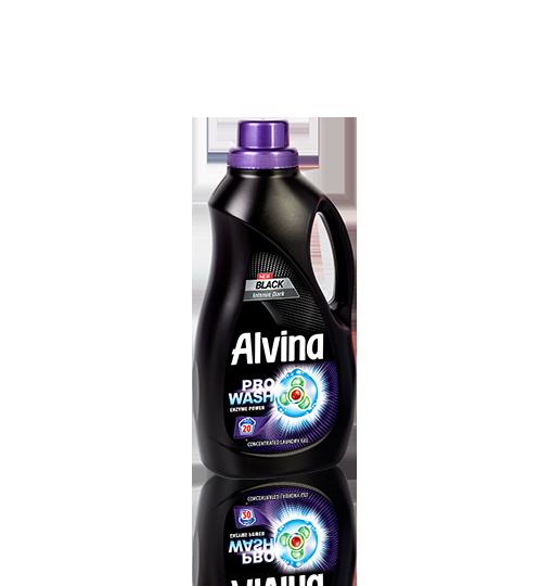ALVINA BLACK Intense Dark – за черни и тъмни тъкани