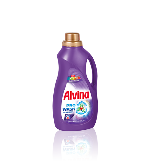 ALVINA COLOR Deluxe Perfume - за цветни тъкани