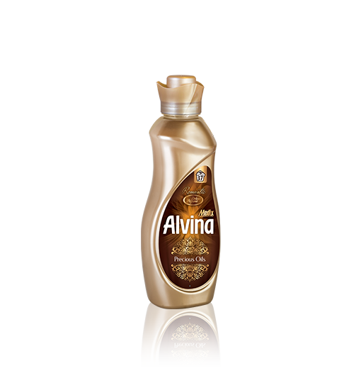 MEDIX ALVINA DELUXE PERFUME Romantic – Романтик – скъпоценни масла(златен)  NEW
