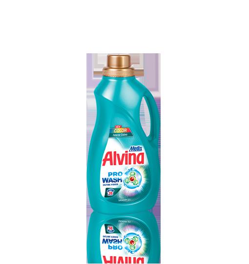 ALVINA COLOR Intense Colors – за пране на цветни тъкани