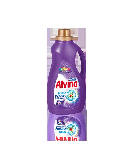MEDIX ALVINA COLOR Deluxe Perfume - за цветни тъкани