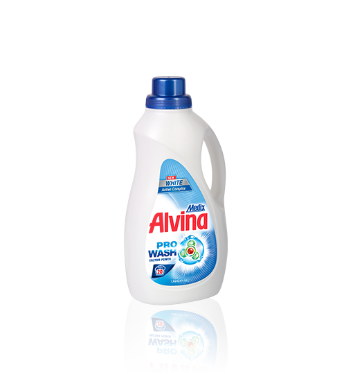 ALVINA WHITE Active Complex -за бели тъкани с активен комплекс