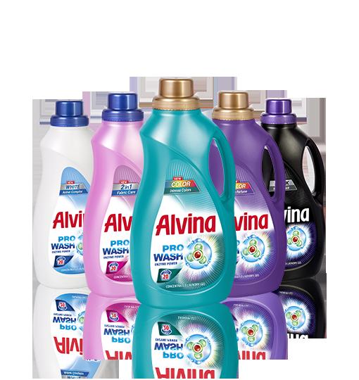 ALVINA PRO WASH