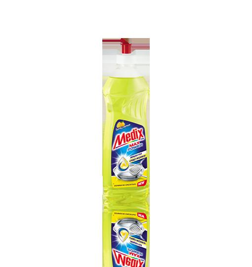 MEDIX MAX POWER Sunny Lemon (жълт)
