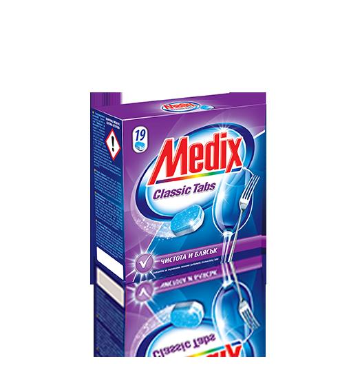 MEDIX CLASSIC TABS – таблетки (19, 38, 76 бр.)