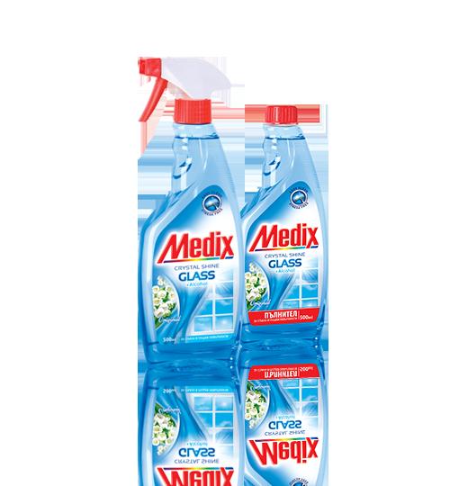 MEDIX GLASS Original - Ориджинал - с помпа (син)