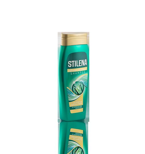 STILENA SHAMPOO Refresh & Balance – за нормална към мазна коса