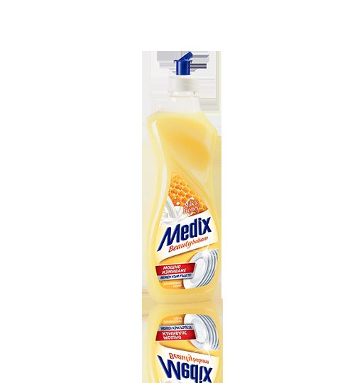 MEDIX BEAUTY BALSAM Milk & Honey (жълт)