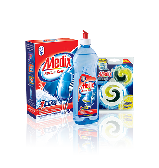 MEDIX MACHINE ADDITIVES