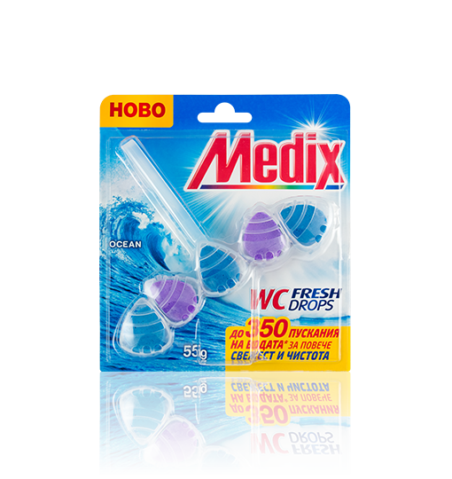 MEDIX WC FRESH DROPS Ocean
