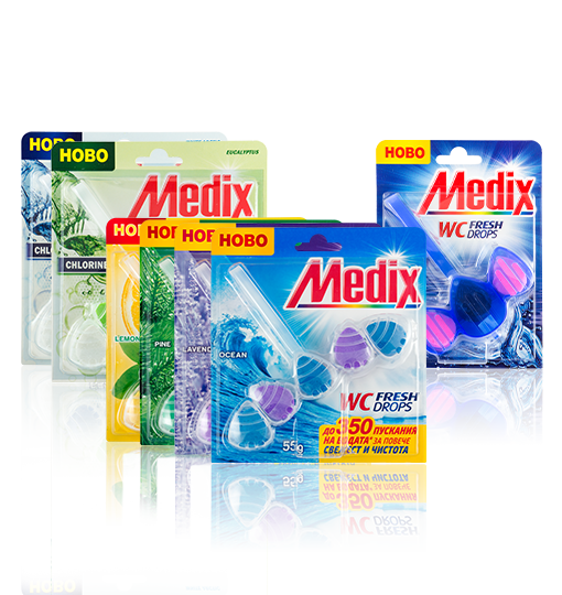 MEDIX WC DROPS