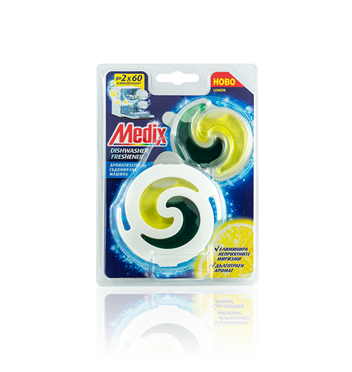 MEDIX DISHWASHER FRESHENER Lemon
