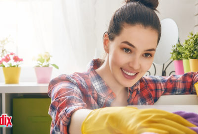 Идеи за почистване на дома след Коледа