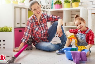 6 трика за по-бързо и лесно пролетно почистване