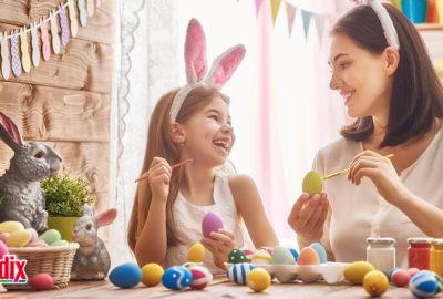 4 идейни начина за боядисване на яйцата за Великден