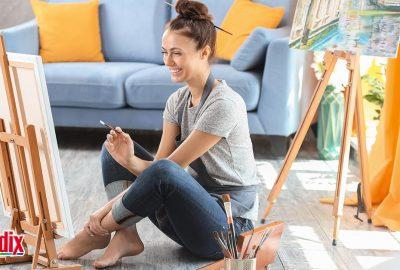 6 идеи за забавни и продуктивни занимания вкъщи