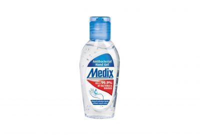 Официално изявление за Medix Antibacterial Hand Gel