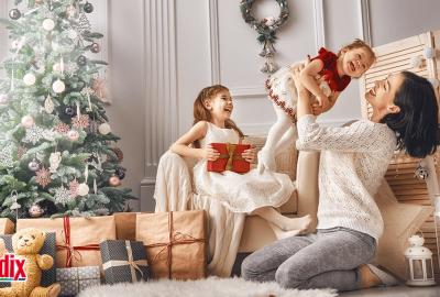 Коледни забавления у дома с най-малките
