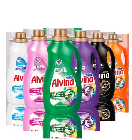 ALVINA PRO WASH & PROTECT