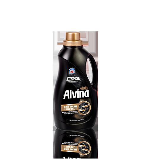 ALVINA BLACK Intense Dark