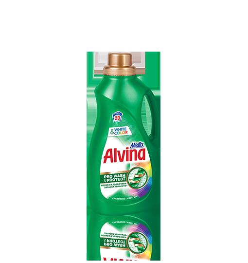 ALVINA WHITE & COLOR
