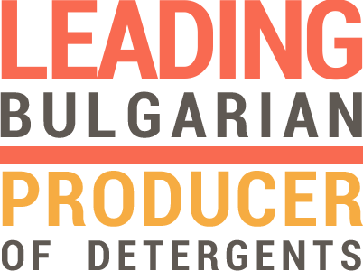 Leading Bulgarian producer of detergents
