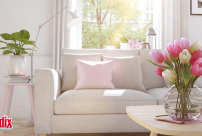 6 хитри декорации, с които да приветстваш пролетта у дома