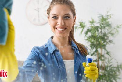 5 най-често допускани грешки по време на пролетното почистване