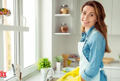 Хитри стъпки, с които да превърнеш миенето на съдове в най-леката задача